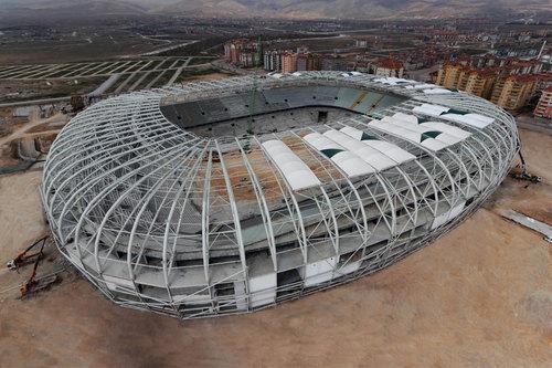 Bahadır Kul Architects — Konya Stadium