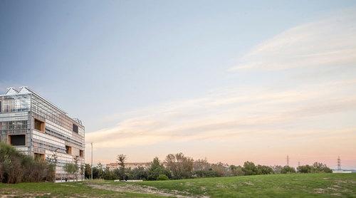 H Arquitectes, dataAE — Research Center Icta-icp · UAB