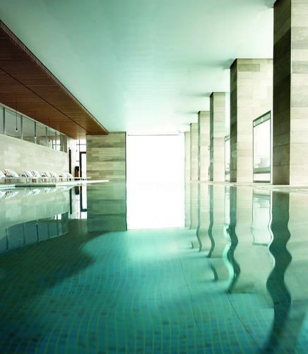 1+1=1 ClaudioSilvestrinGiulianaSalmaso architects — Templum SPA