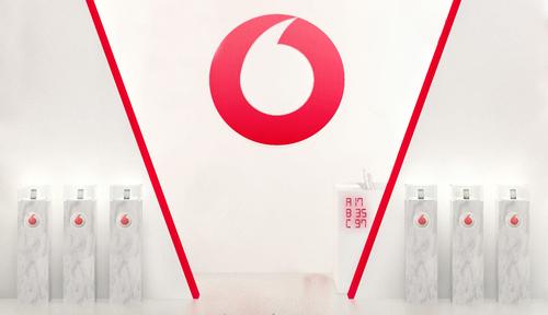 1+1=1 ClaudioSilvestrinGiulianaSalmaso architects — Vodafone, shop of the future