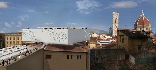 1+1=1 ClaudioSilvestrinGiulianaSalmaso architects — LaRinascente Firenze