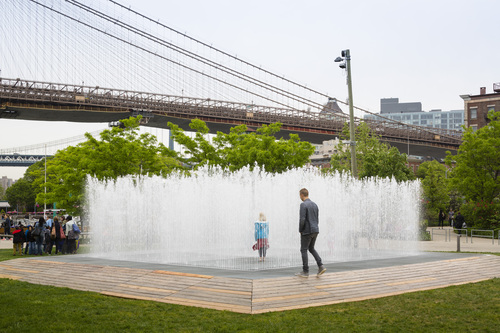 Jeppe Hein — Please Touch the Art