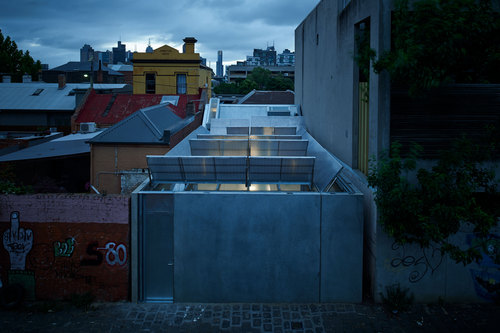 Sean Godsell Architects — Green House