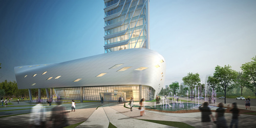 Yeol Park, Tomoon Architects & Engineers — Trinity