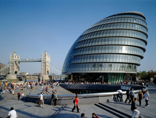 Foster + Partners — City Hall