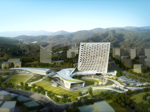 TYPStudio, Tomoon Architects, Mooyoung Architects — Millenium Tree