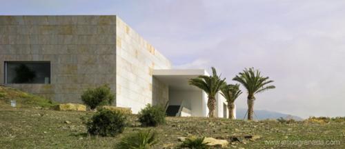Guillermo Vazquez Consuegra — Centro De Visitantes Del Conjunto Arqueologico De Baelo-claudia