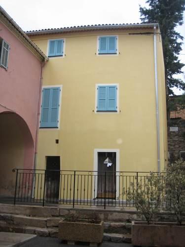 Maurizio Lazzari — casa in costa azzurra