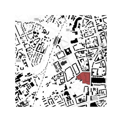 Pietro Colonna, Arturo Cucciolla, Francesco Farella, Sante Cutecchia, Tobias Lieber  — Bauhaus Museum Dessau