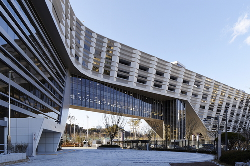 TYPStudio, Tomoon Architects, Gurlim Architects — The Administration Office for Korean Government in Sejong