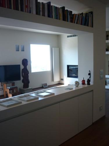 Maurizio Lazzari — casa ligure a ventimiglia