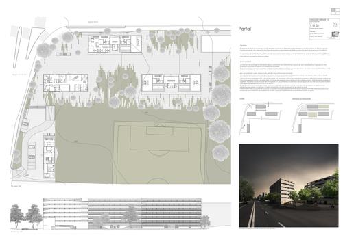 Atelier Roiron Architecte, Roiron Nicolas, Roiron Christophe, Tavares Mafalda, Zeqiri Albiona — PORTAL