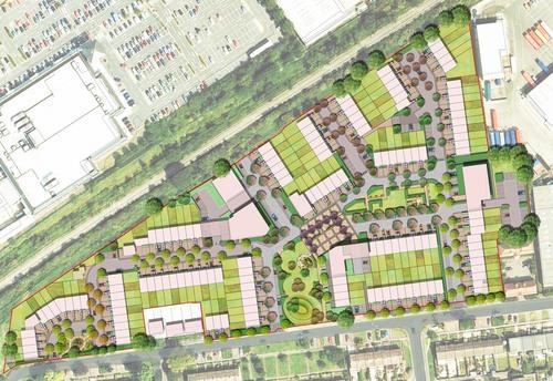 Davis Landscape Architecture — Oxford Greyhound Stadium