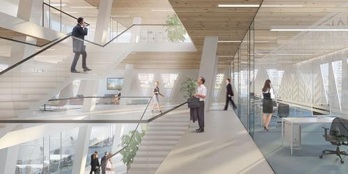 Vittorio Grassi Architetto & Partners, Yakutagropromproekt — Olonkholand Masterplan Yakutsk
