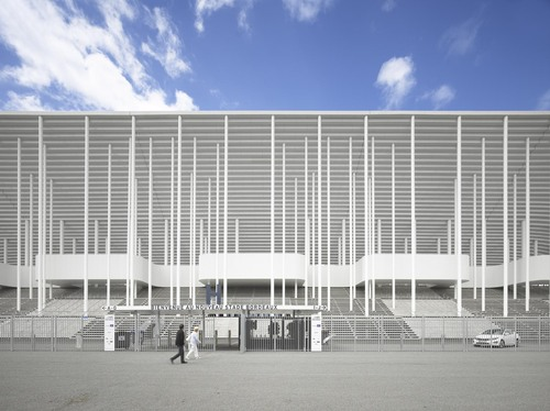 Herzog & de Meuron — Nouveau Stade