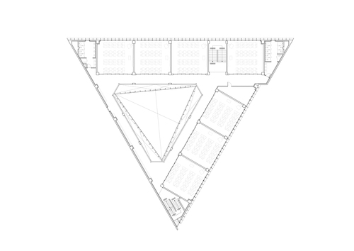 NAMELESS Architecture — DH Triangle School
