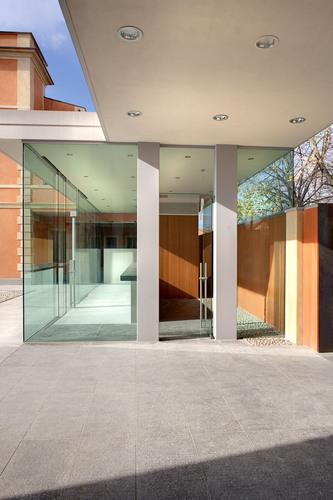 MC2_Dario Costi e Simona Melli architetti — Barriera Bixio Parma