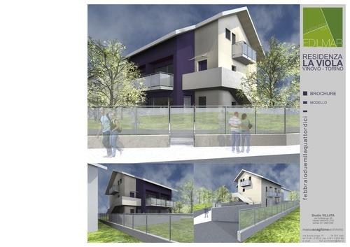 Marco Scaglione — residenza La Viola