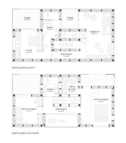 """margherita vignali, giorgia colombo —  Concorsi - Partecipazione aperta it Bologna (BO), Italia """"Meno di 31"""": residenza di 80 metri quadrati"""