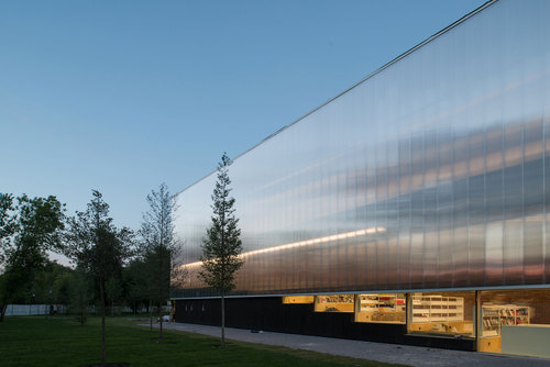 OMA - Office of Metropolitan Architecture — Garage Museum of Contemporary Art