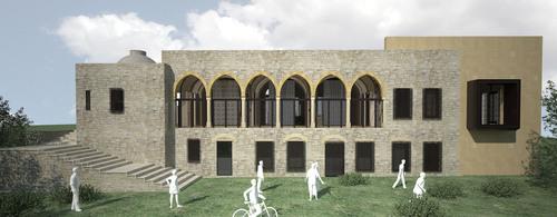 Lazzarini Pickering Architetti — Spa in Beirut