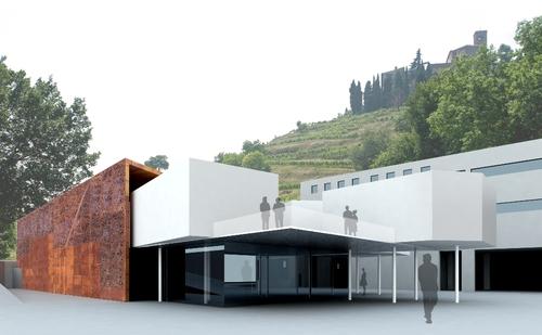 Stefano Daddi, marta cesaroni, Sabatino Cecchini — Wine Culture Center