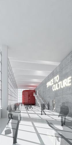 Stefano Daddi, marta cesaroni — Space to Culture