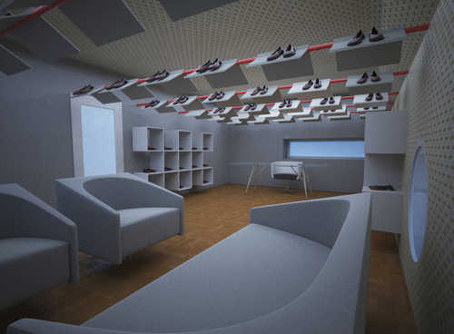 Marco Carusone — Sala espositiva
