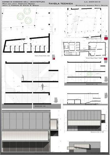 Andrea Li Destri — Disegno dell'Architettura
