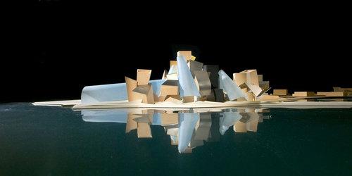 Frank Gehry — Guggenheim Abu Dhabi