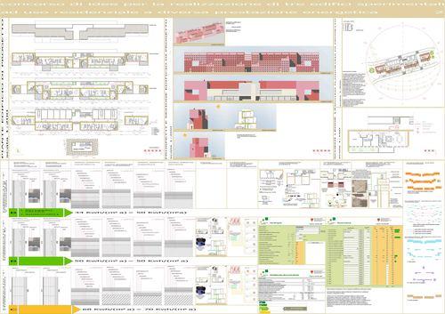 matteo pettenuzzo — 3 edifici sperimentali ad uso residenziale a diversa prestazione energetica. Padova