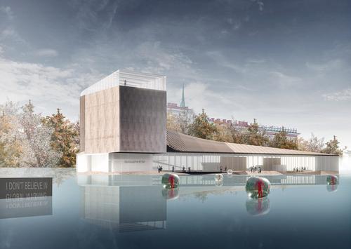 Andrea Jasci Cimini, Marco Mazzotta — Guggenheim Helsinki