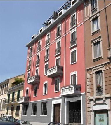Andrea Fiorentini — Sito in Via Moisè Loira, 24 - Milano