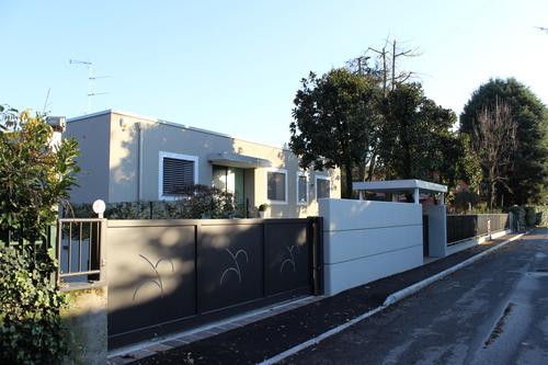 Andrea Fiorentini — Ristrutturazione Villa con giardino