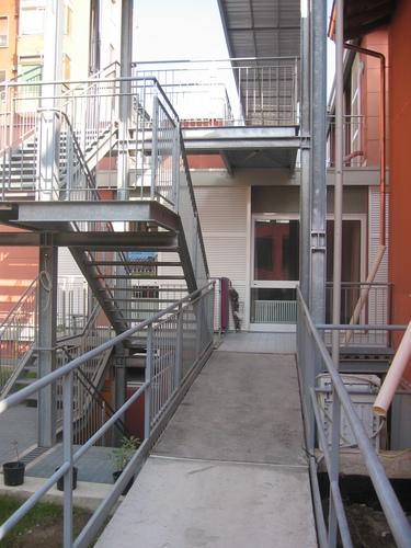 Andrea Fiorentini — Nuovo Centro Residenziale per disabili - Via Bellarmino, Milano