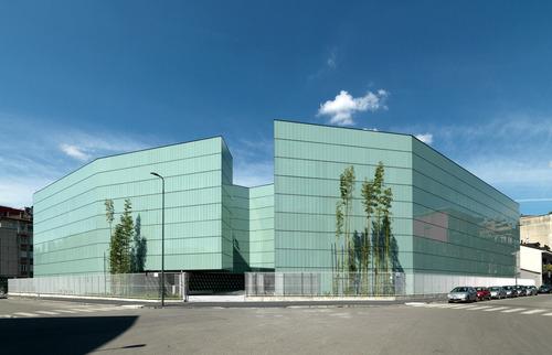 giussaniarch - Roberto Giussani / Andrea Balestrero — Edificio per uffici e centro elaborazione dati