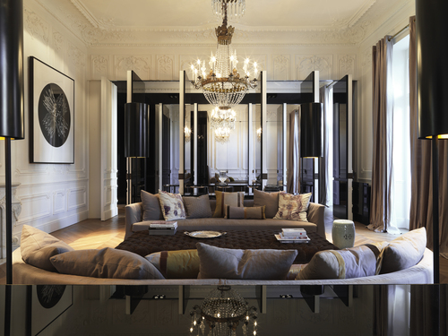Lazzarini Pickering Architetti — Appartamento a Beaulieu