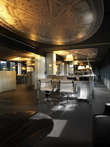 Lazzarini Pickering Architetti — Ufficio a Ginevra