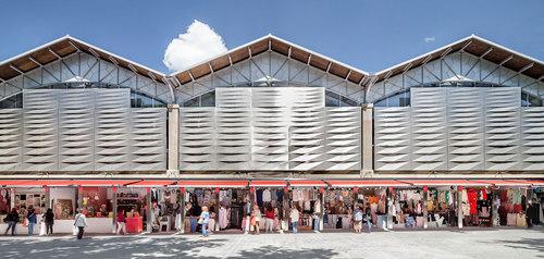 mateo arquitectura — Ninot Market