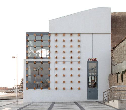 Studio GUM, Valentina Giampiccolo, Giuseppe Minaldi — Progetto Cargo