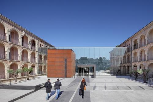 ACTUA ARCHITECTES — Réhabilitation de l'Hotel du Département