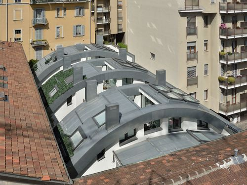 LPzR architetti associati — K19 Milano