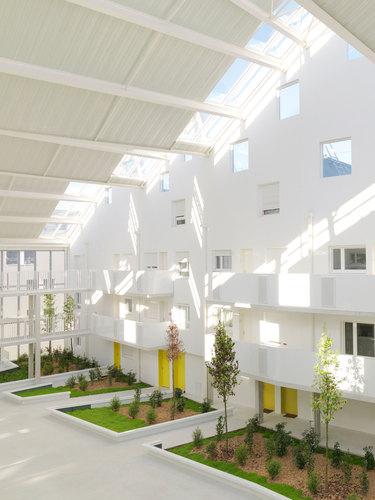 ANMA | Agence Nicolas Michelin & Associés — Housing Bassins à flot Bordeaux