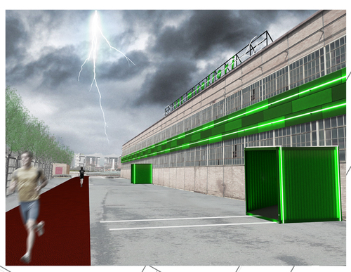 Francesco Massarini, Ffwd Architettura — concorsomirafiori 2015 Torino
