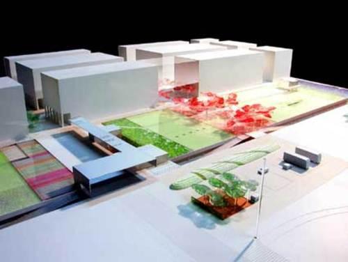 [ luca gazzaniga architetti ], mateo arquitectura — Nov Centro Visitatori Novartis