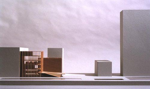 Tony Fretton Architects — Hotel Proforma Arts Centre