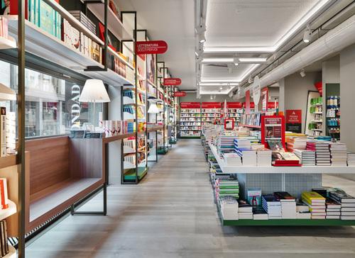 Migliore+Servetto Architects — MONDADORI NEW CONCEPT STORE