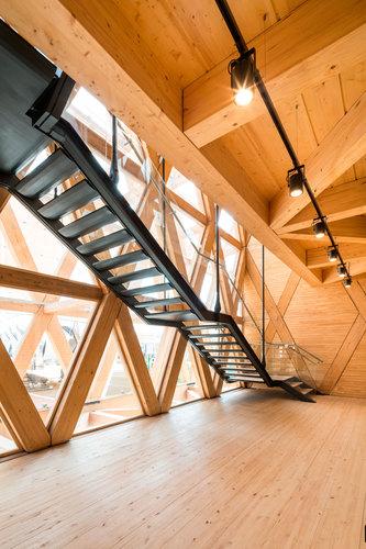 Undurraga Devés Arquitectos — Chilean Pavilion - Expo Milano 2015