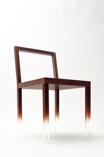 nendo — Fadeout-chair