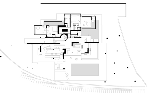 ARCHITETTURA MATASSONI — proposal for a renovation of a sixties home